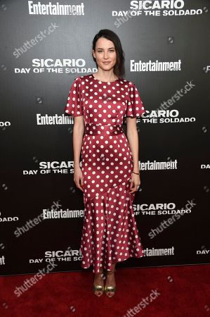 """Loan Chabanol attends a special screening of Columbia Pictures' """"Sicario: Day of the Soldado"""" at Meredith, Inc., in New York"""