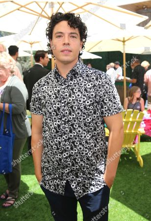 """Jon Bass seen at the premiere of """"Dog Days"""" at the Westfield Century City Mall, in Los Angeles"""