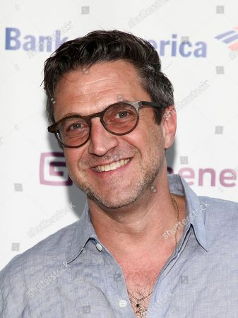 """Raul Esparza attends the opening night of the Shakespeare in the Park production of Public Works' """"Twelfth Night"""" at the Delacorte Theater, in New York"""