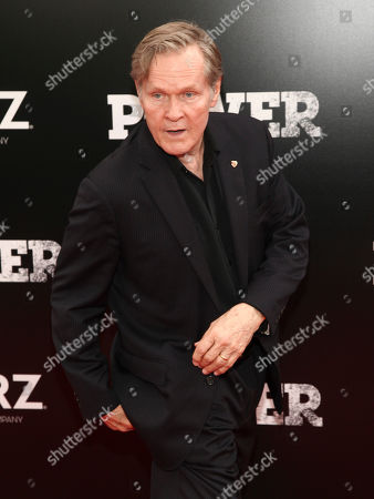 "William Sadler attends the Starz Original Series ""Power"" Season 5 world premiere at Radio City Music Hall, in New York"