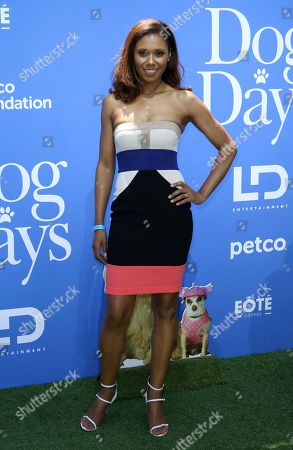 """Editorial image of World Premiere of """"Dog Days"""", Los Angeles, USA - 5 Aug 2018"""