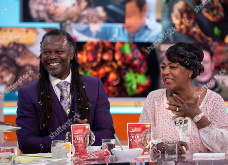Levi Roots and Rustie Lee