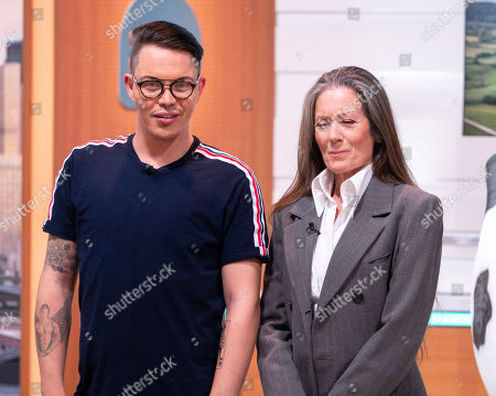 Bobby Cole Norris and Lorraine Chase