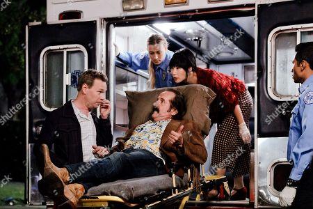 Johan Glans as Axel, Peter Stormare as Ingmar, Vivian Bang as Sun