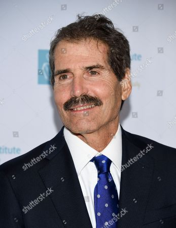 """John Stossel attends the 12th annual American Institute for Stuttering """"Freeing Voices Changing Lives"""" benefit gala at Guastavino's, in New York"""