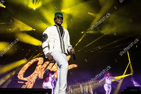 Editorial image of 2018 Essence Festival - Day 3, New Orleans, USA - 8 Jul 2018