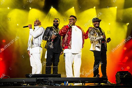 Editorial photo of 2018 Essence Festival - Day 3, New Orleans, USA - 8 Jul 2018