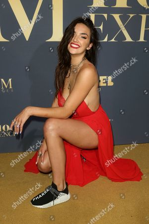 Stock Picture of Hailee Keanna Lautenbach arrives at the 2018 Maxim Hot 100 Experience at the Hollywood Palladium, in Los Angeles