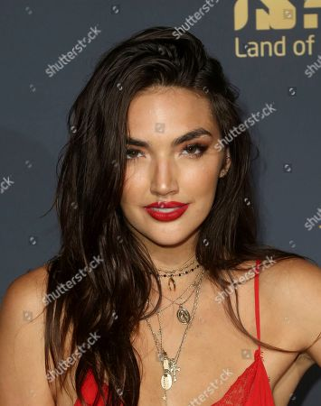 Editorial picture of 2018 Maxim Hot 100 Experience, Los Angeles, USA - 21 Jul 2018