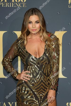 Stock Photo of Ciara Price arrives at the 2018 Maxim Hot 100 Experience at the Hollywood Palladium, in Los Angeles