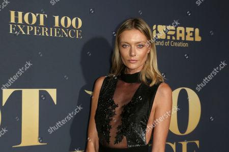 Anastassija Makarenko arrives at the 2018 Maxim Hot 100 Experience at the Hollywood Palladium, in Los Angeles