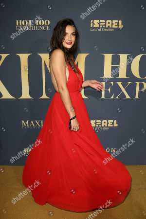 Hailee Keanna Lautenbach arrives at the 2018 Maxim Hot 100 Experience at the Hollywood Palladium, in Los Angeles