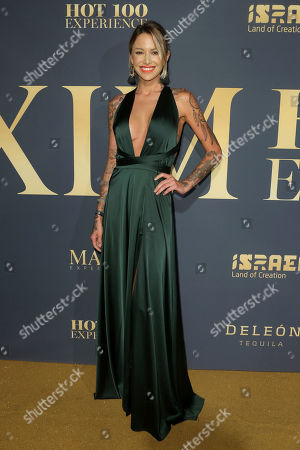 Tina Louise arrives at the 2018 Maxim Hot 100 Experience at the Hollywood Palladium, in Los Angeles