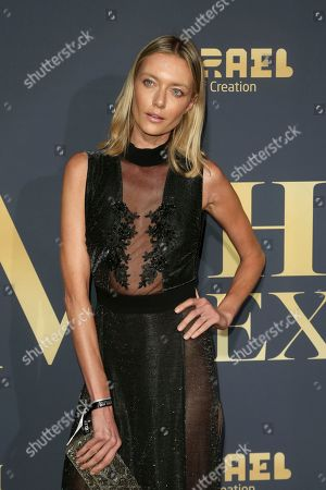 Stock Picture of Anastassija Makarenko arrives at the 2018 Maxim Hot 100 Experience at the Hollywood Palladium, in Los Angeles