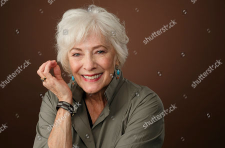"""Actress Betty Buckley poses for a portrait in Los Angeles to promote her album """"Hope"""