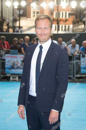 Editorial picture of Britain Swimming With Men Premiere, London, United Kingdom - 4 Jul 2018