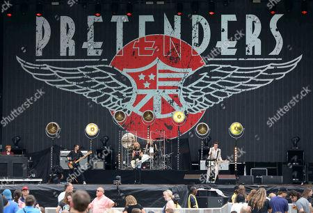 Editorial image of Def Leppard In Concert - , Atlanta, USA - 1 Jul 2018