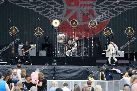 Editorial photo of Def Leppard In Concert - , Atlanta, USA - 1 Jul 2018