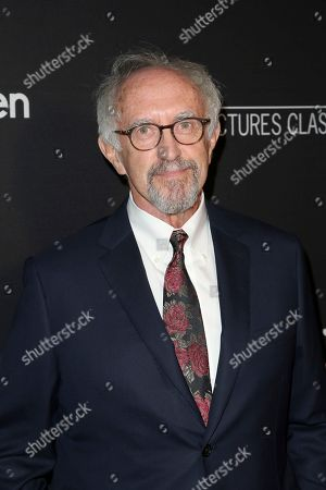 """Jonathan Price arrives at the LA Premiere of """"The Wife"""" at the Pacific Design Centre, in West Hollywood, Calif"""