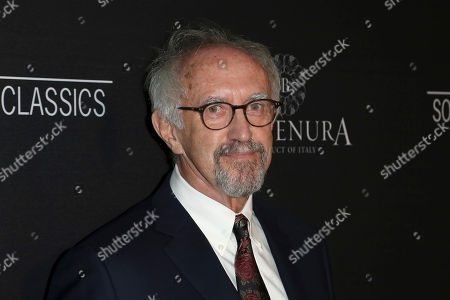 """Stock Picture of Jonathan Price arrives at the LA Premiere of """"The Wife"""" at the Pacific Design Centre, in West Hollywood, Calif"""