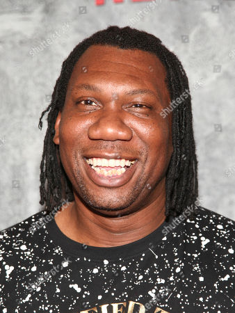 """KRS-One attends the premiere of the Netflix original series Marvel's """"Luke Cage"""" season two at The Edison Ballroom, in New York"""