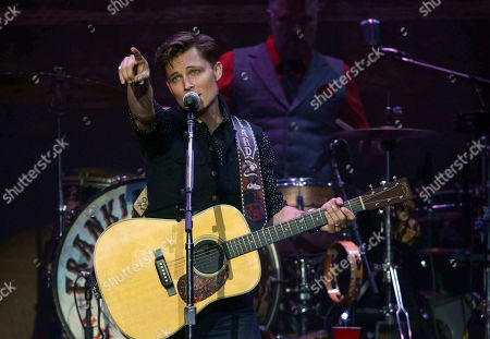 Frankie Ballard performs during the Still The Same 2018 Tour at the Infinite Energy Center, in Atlanta