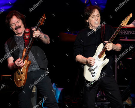 Editorial image of The Doobie Brothers in Concert - , Mass., Mansfield, USA - 7 Jul 2018