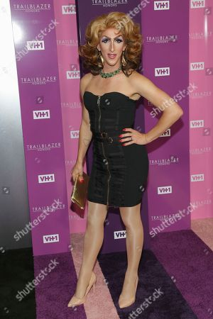 Marti Gould Cummings attends VH1's Trailblazer Honors at the Cathedral of St. John the Divine, in New York