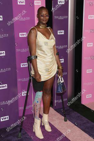 Editorial photo of VH1's Trailblazer Honors 2018, New York, USA - 21 Jun 2018
