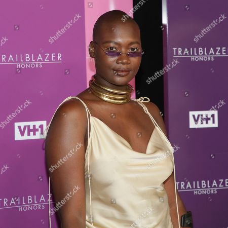 Editorial picture of VH1's Trailblazer Honors 2018, New York, USA - 21 Jun 2018