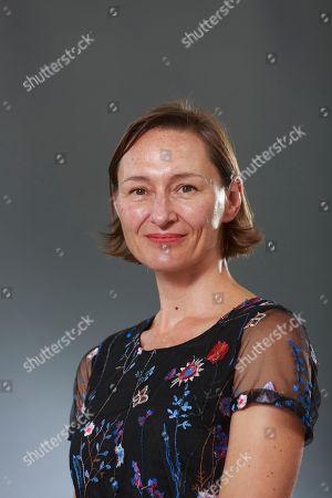 Editorial picture of Edinburgh International Book Festival, Scotland, UK - 20 Aug 2018