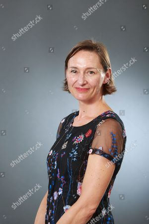 Stock Picture of Alison Moore writer