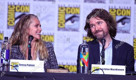 """Editorial picture of 2018 Comic-Con - """"A Discovery of Witches"""" Panel, San Diego, USA - 19 Jul 2018"""