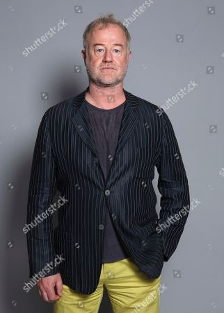 "Owen Teale poses for a portrait to promote the television series ""A Discovery of Witches"" on day one of Comic-Con International, in San Diego"