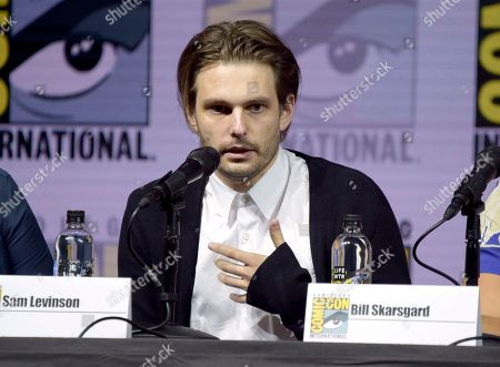"""Sam Levinson attends the """"Assassination Nation"""" panel on day one of Comic-Con International, in San Diego"""