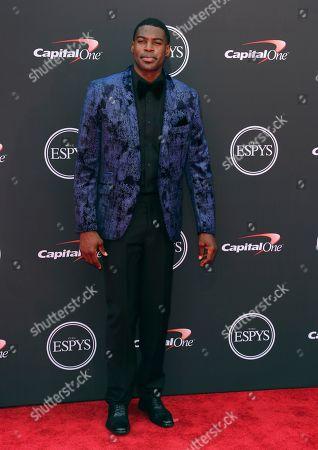 Editorial image of 2018 ESPY Awards - Arrivals, Los Angeles, USA - 18 Jul 2018