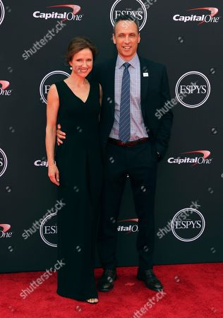 Editorial picture of 2018 ESPY Awards - Arrivals, Los Angeles, USA - 18 Jul 2018