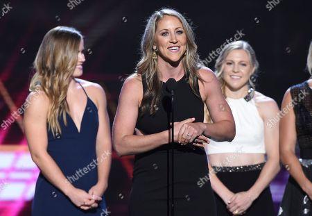 Editorial image of 2018 ESPY Awards - Show, Los Angeles, USA - 18 Jul 2018