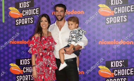 Editorial photo of 2018 Kids' Choice Sports Awards - Arrivals, Santa Monica, USA - 19 Jul 2018