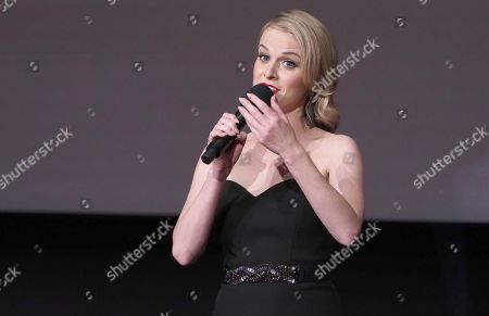 Carlie Craig performs at the 70th Los Angeles Area Emmy Awards, at the Saban Media Center at Television Academy's North Hollywood, Calif. headquarters on