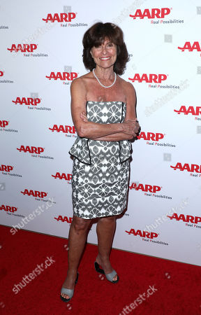 Adrienne Barbeau attends the first-ever AARP TV for Grownups Honors at the Sunset Tower Hotel on in Los Angeles
