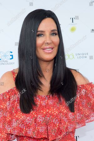 Patti Stanger attends Jill Zarin's 6th Annual Luxury Luncheon at Topping Rose House on in Bridgehampton, NY