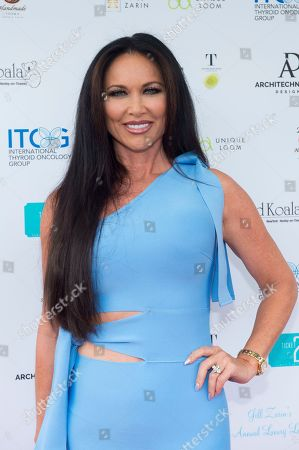 LeeAnne Locken attends Jill Zarin's 6th Annual Luxury Luncheon at Topping Rose House on in Bridgehampton, NY