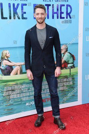 "Editorial image of LA Premiere of ""Like Father"", Los Angeles, USA - 31 Jul 2018"