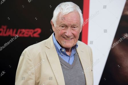 """Orson Bean attends the LA Premiere of """"The Equalizer 2"""" at the TCL Chinese Theatre, in Los Angeles"""