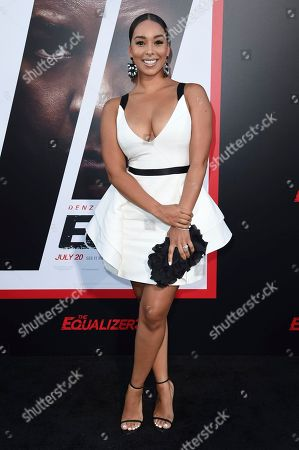 """Gloria Govan attends the LA Premiere of """"The Equalizer 2"""" at the TCL Chinese Theatre, in Los Angeles"""