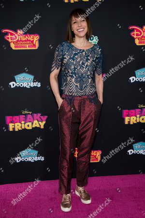 "Editorial picture of NY Premiere of Disney Channel's ""Freaky Friday"", New York, USA - 30 Jul 2018"