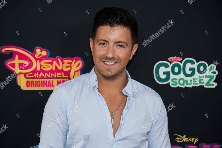 """Billy Gilman attends the premiere of Disney Channel's """"Freaky Friday"""" at the Beacon Theatre, in New York"""