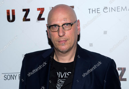 """Oren Moverman attends a screening of """"Puzzle"""", hosted by Sony Pictures Classics and The Cinema Society, at the Roxy Cinema, in New York"""