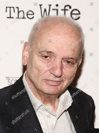 """David Chase attends a special screening of Sony Pictures Classics' """"The Wife"""" at the Paley Center, in New York"""